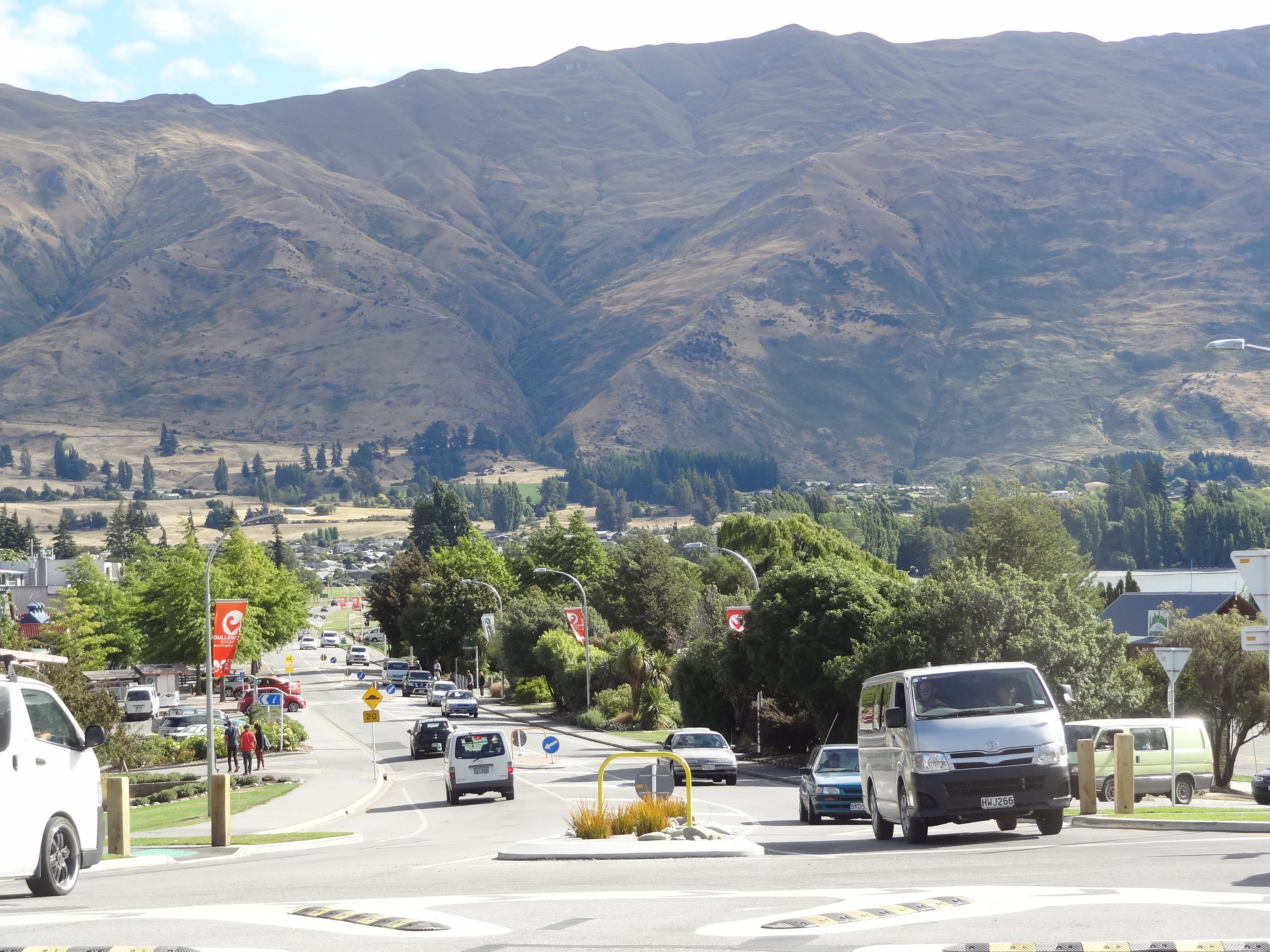 We had a good feel about Wanaka even when first arriving on a nice sunny day..