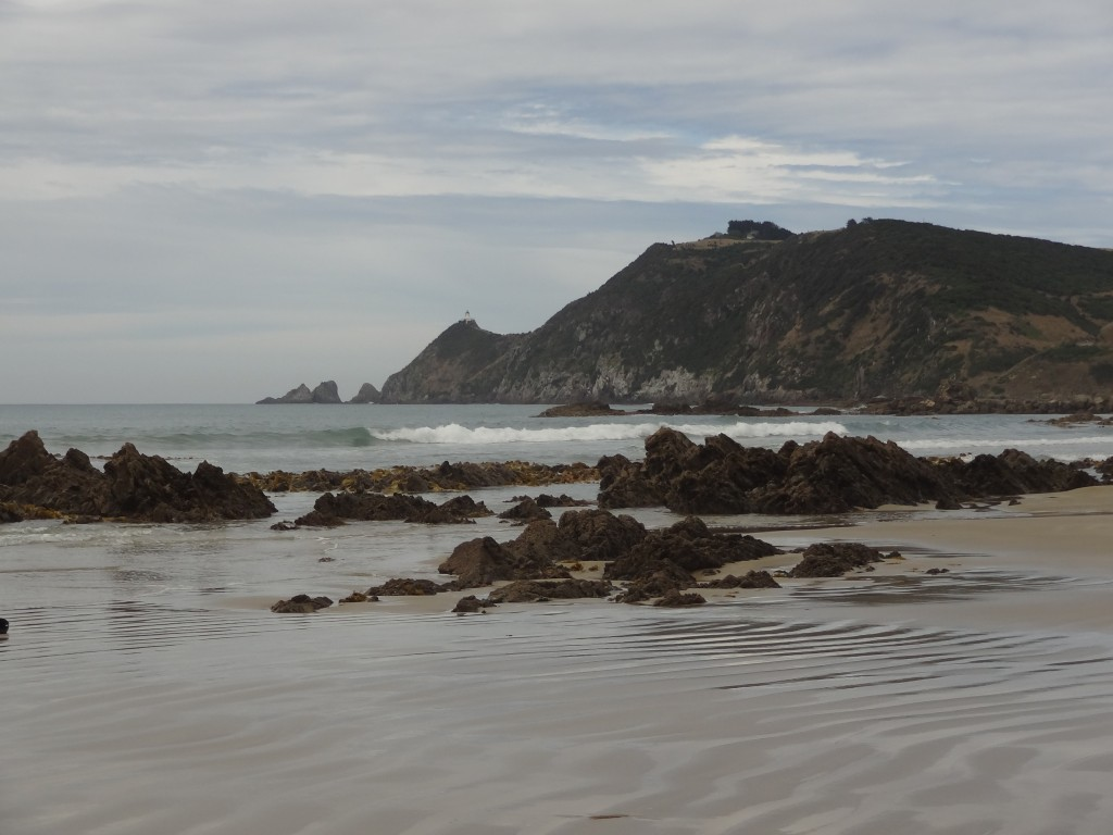 A long walk to Nugget Point Lighthouse