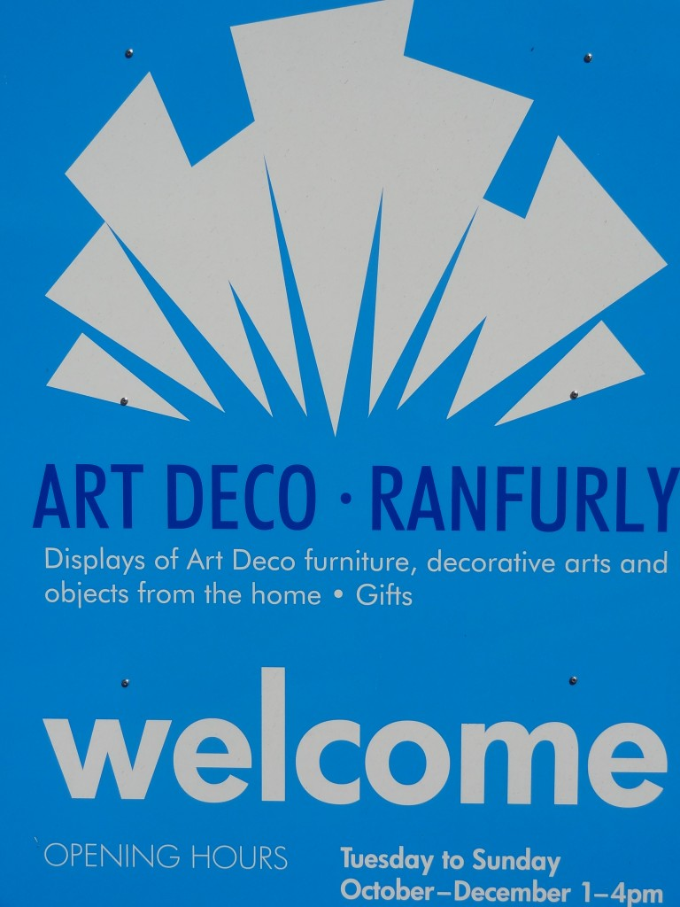 Ranfurly is celebrated for its Art Deco buildings