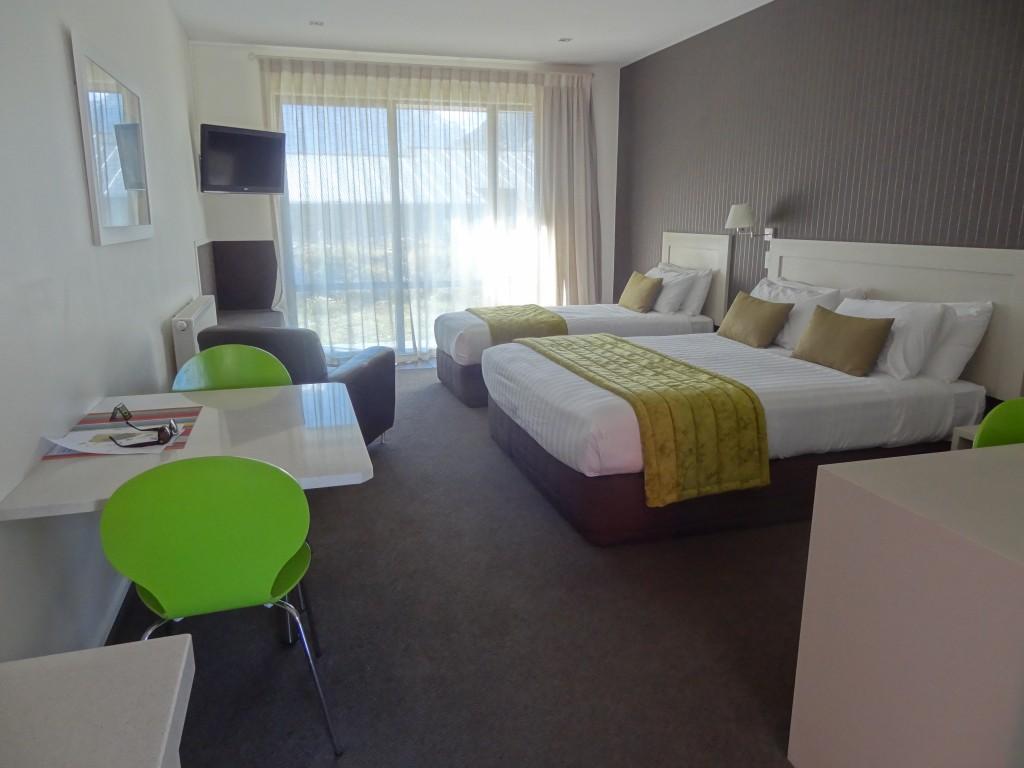 Nice room at